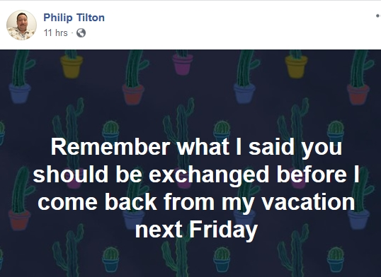 Philip Tilton - RV Before Next Friday!!!  11/19/18 2018-546