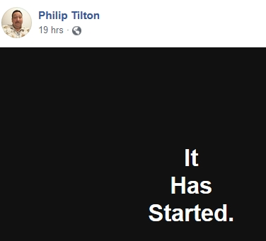 Philip Tilton - RV Has Started - $6.78 In Country!!!  11/20/18 2018-562