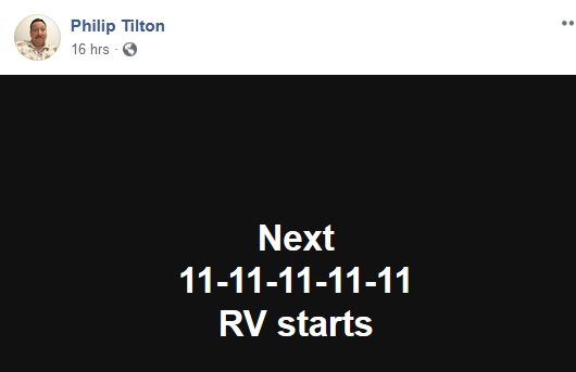 Philip Tilton - New RV Start Date!  11/24/18 2018-596