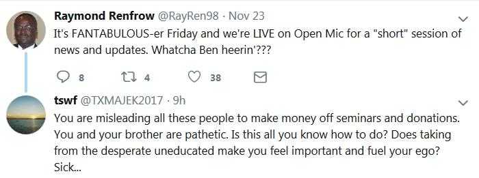 RayRat OpenMic Update   11/23/18 2018-597