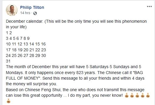Philip Tilton Is A Weirdo!  11/26/18 2018-607