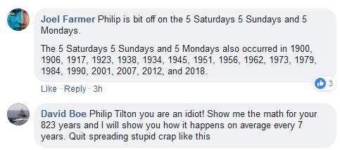 Philip Tilton Is A Weirdo!  11/26/18 2018-610