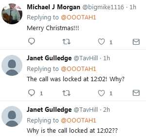 Becky McGee/Oootah Christmas Scam-A-Thon Call!  12/25/18 2018-789