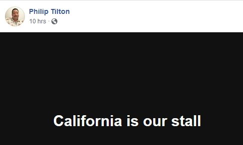 Philip Tilton - It's California's Fault!  1/5/19 2019-040