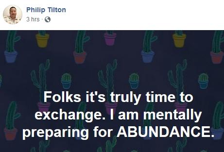 Philip Tilton - US Treasury Note Announcement!  1/26/19 2019-186