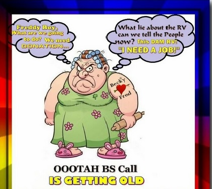 """Becky McGee/Oootah - """"The Deal is Delayed!""""  2/24/19 ~Updated~ 2019-311"""