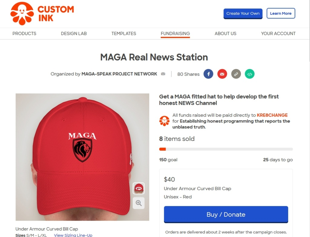 "Steffen Rowe/Tank - ""MAGA Real News Station""!  4/3/19 2019-480"