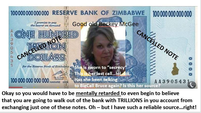Becky McGee/Oootah Scam-A-Thon Continues   9/17/18 Becky512