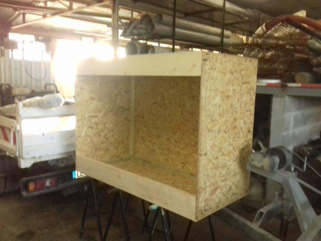 fabrication du terrarium  0t2310