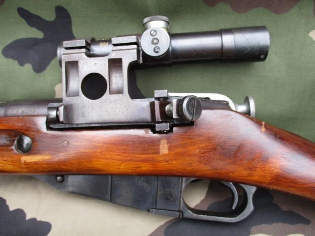 Un Mosin Nagant Sniper de plus  Img_4726