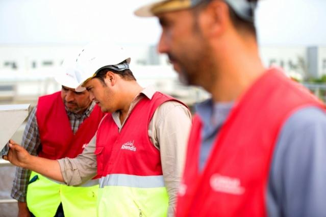 شركة التدبير المفوض للماء والكهرباء أمانديس Amendis التكوين و التوظيف بالشركة 2020 024v1510