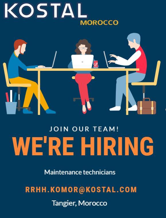 اعلانات لفرص شغل جديدة في عدة شركات و مؤسسات صناعية و تجارية و خدماتية و ادارية معلنة يوم 10 فبراير 2020 3310