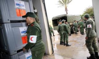 القوات المسلحة الملكية مباراة ولوج سلك تلاميذ ضباط الصف خريجي المعاهد التمريض Aaio_a11