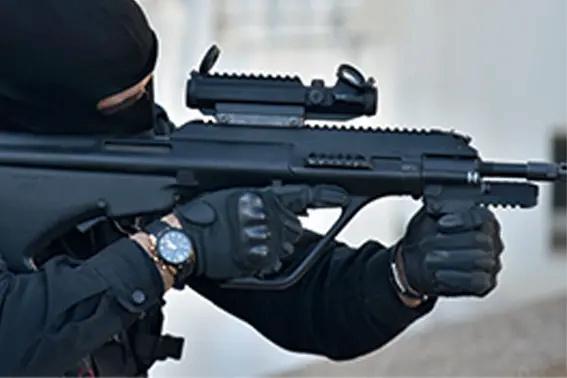الى كل الشباب الراغبين في التوظيف بالاسلاك الشرطة 2020 - حول مباريات التوظيف بالامن الوطني 2020 Armes_10
