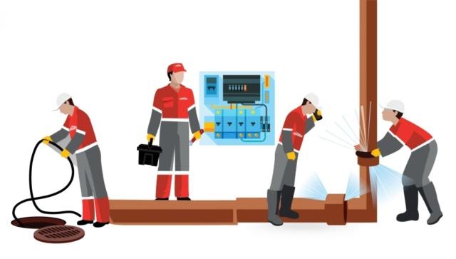 شركة التدبير المفوض للماء والكهرباء أمانديس Amendis التكوين و التوظيف بالشركة 2020 Articl10
