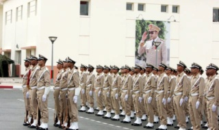 مفتشيتا القوات المساعدة : مباراة لولوج سلك تلاميذ مساعدين - ضباط الصف آخر أجل 30 ماي 2019 Avis_d10