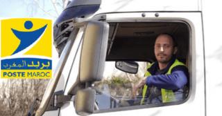 بريد المغرب : مباراة لتوظيف سائق (10 مناصب) آخر أجل لإيداع الترشيحات 26 شتنبر 2019 Barid_13