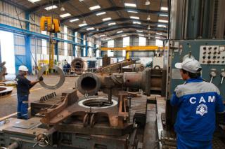 شركة رائدة في مجال إصلاح السفن والصيانة الصناعية بميناء الدار البيضاء توظيف 10 مكانيكين Chanti10