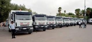 شركة تدبير قطاع النظافة توظيف 100 سائق شاحنة بالدارالبيضاء Derich14