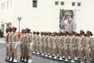 مفتشيتا القوات المساعدة شطر الشمال و الجنوب : مباراة ولوج سلك تكوين ضباط القوات المساعدة قبل 13 أبريل 2019 Forces11