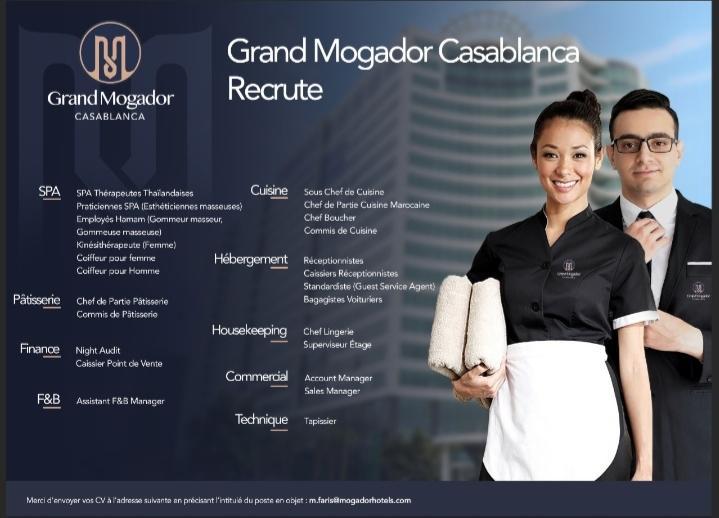 فندق 5 نجوم غراند موغادور مركز المدينة توظيف في عدة مناصب و تخصصات Grand_11