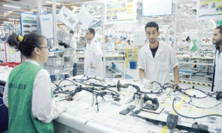 شركة كابلاج السيارات توظيف 400 منصب عمال و عاملات كابلاج بالدارالبيضاء Leoni_12