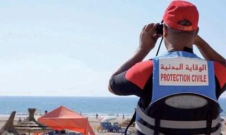 الوقاية المدنية بشراكة مع انابيك توظيف 111 سباح منقد موسمي بدون مستوى تعليمي بالمضيق  تطوان و الناظور Protec10