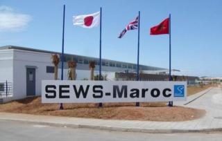 شركة سيوز المغرب القنيطرة توظيف تقنيين و محاسبين  Sews_m10