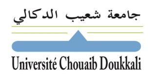 جامعة شعيب الدكالي - الجديدة و المؤسسات التابعة لها مباراة توظيف في عدة مناصب اخر اجل 26 يونيو 2021 Univer29