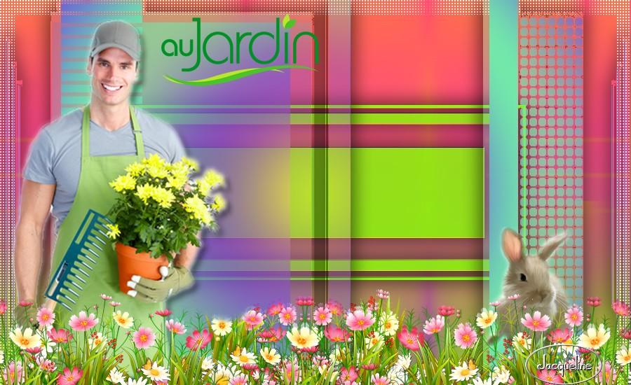 Le jardinage,la passion de Francis