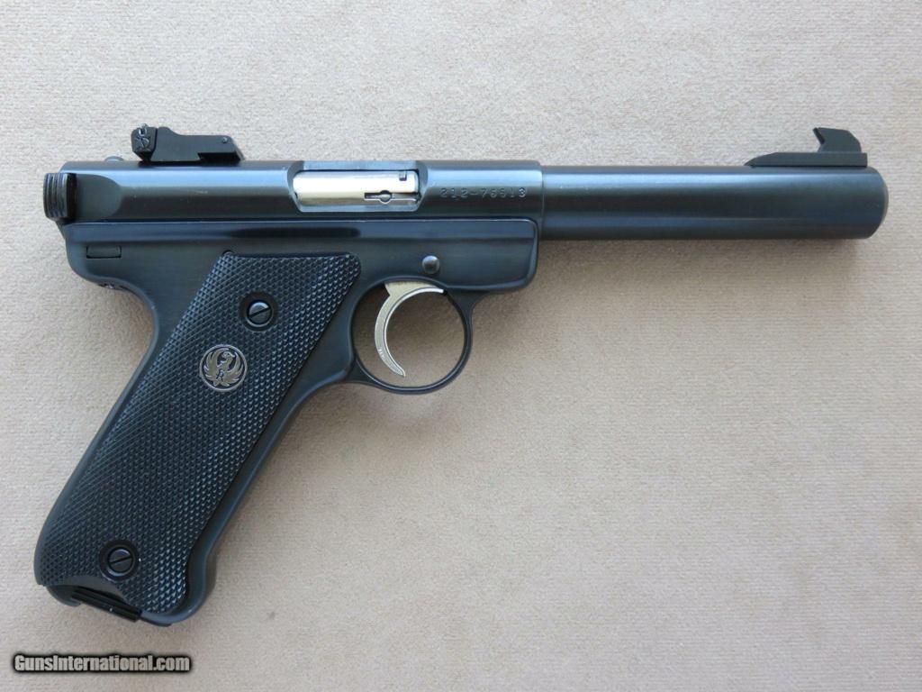 Votre première arme de poing 1986-r10