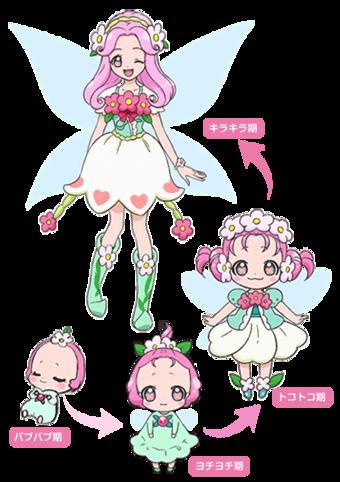 [Precure] Doll cosplay (Tilleul, Cèdre, Myosotis, Ortie) + 5ème? Fce8ec11