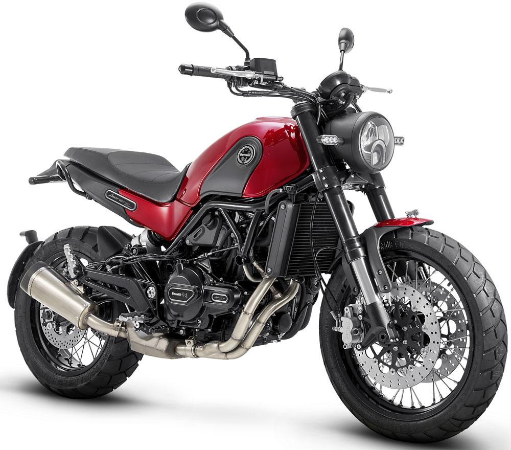 La moto, les accessoires, l'entretien (avec des liens) ... Benell10