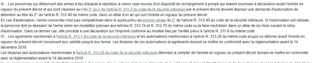 les nouveaux décrets franco français  Captur10