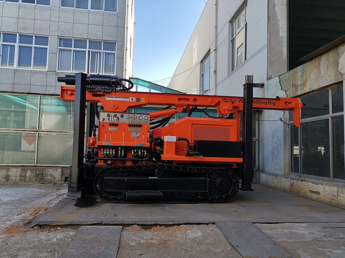 Offer HF200Y crawler type water well drilling rig 16501610