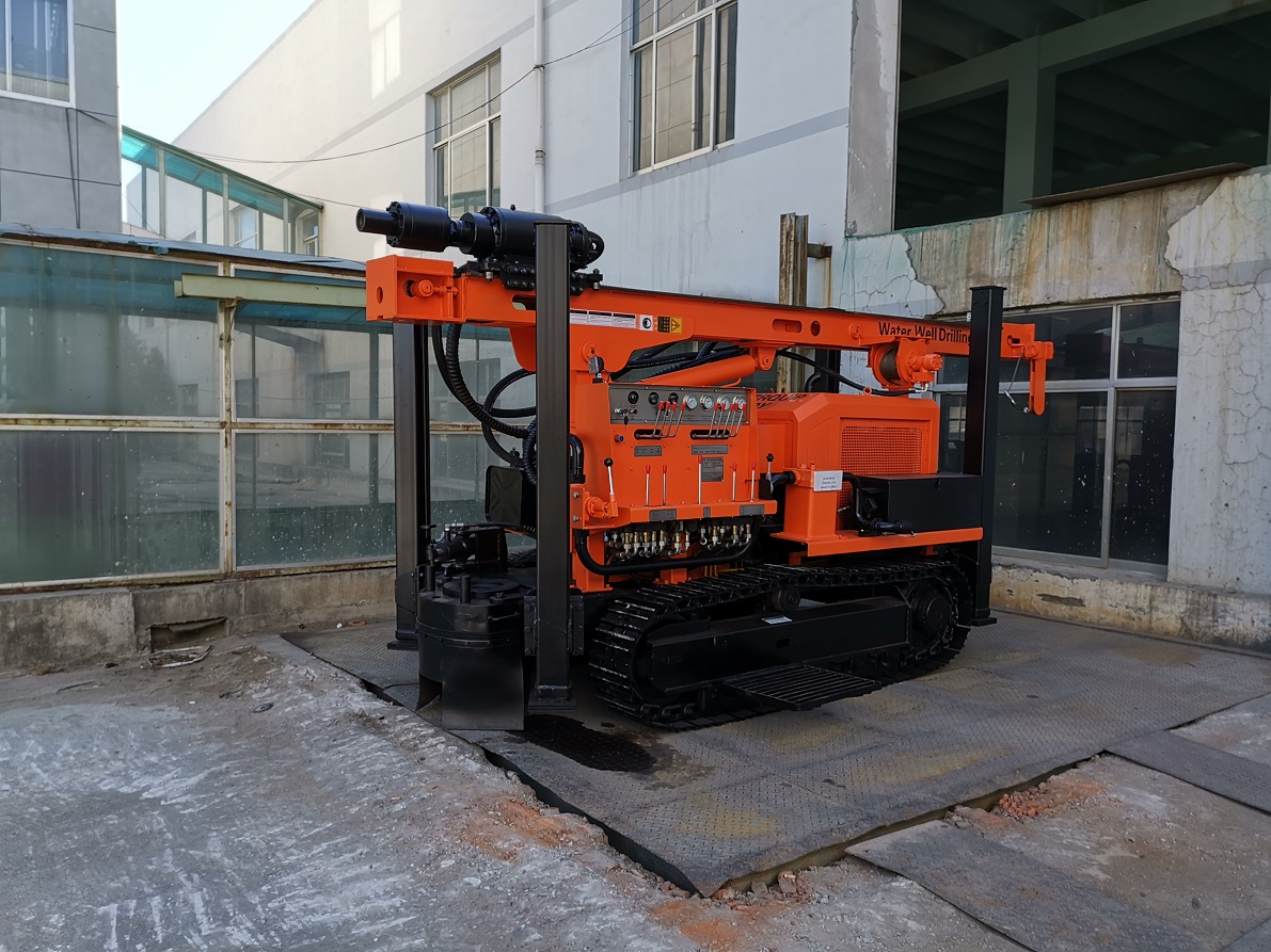 Offer HF200Y crawler type water well drilling rig 16501611