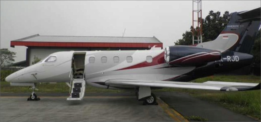 JET Aircraft  25000010