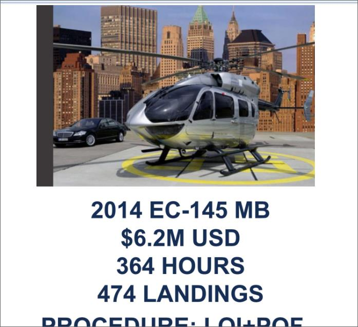 Eurocopter EC145 MB  41451210