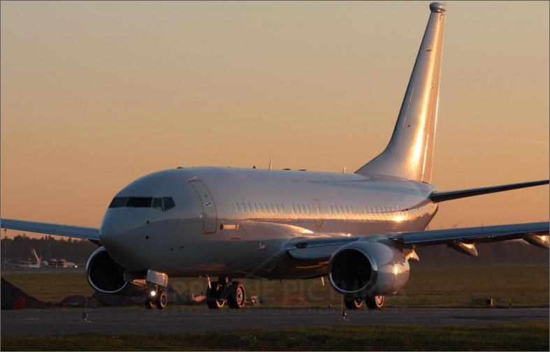 JET Aircraft  4545410