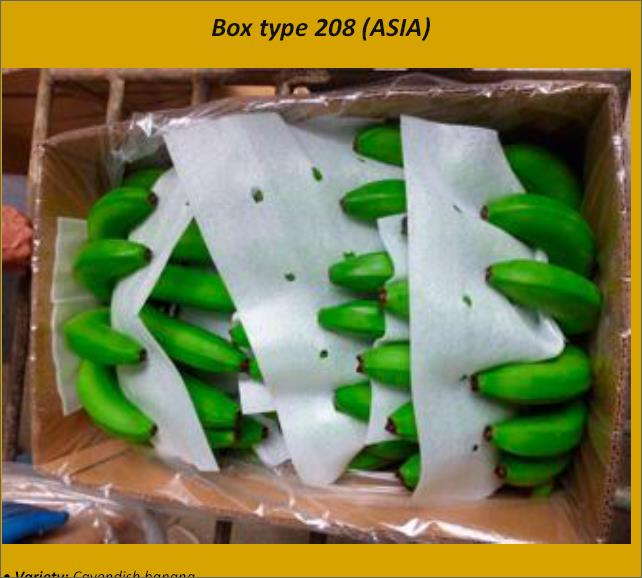 Offer  BANANA BOXES  47555213