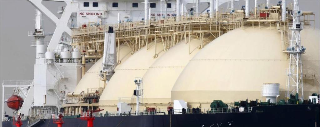 Buyer Japan , Qatar  , Russia  LNG as FOB or  CIF 51210010