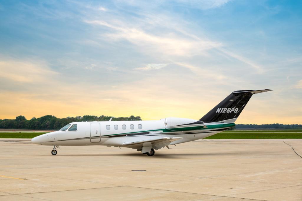 JET Aircraft  525c-010