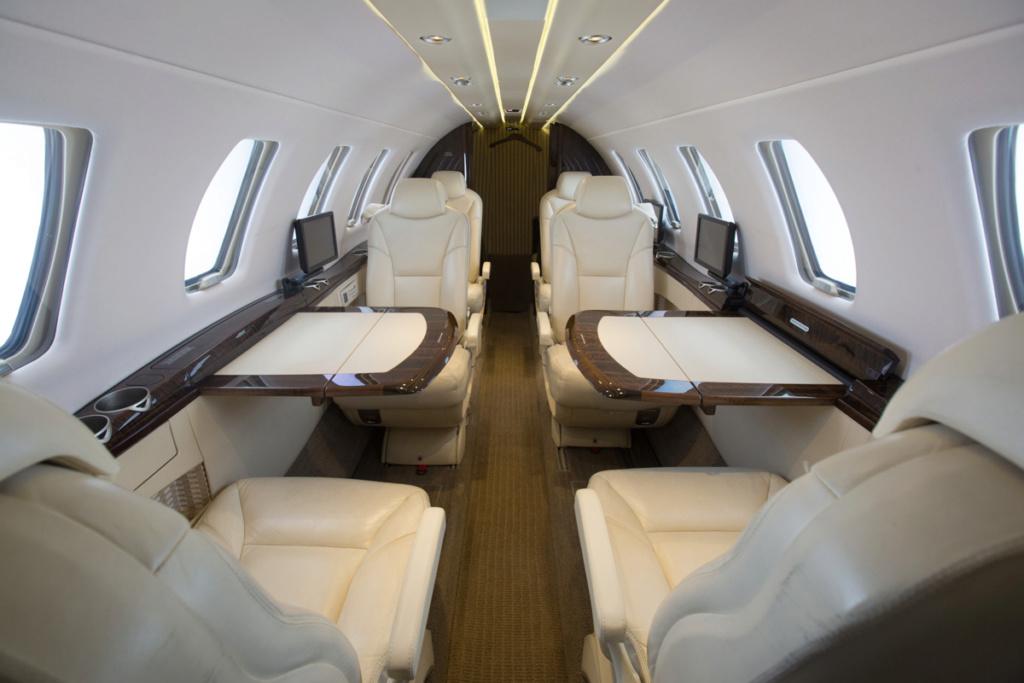 JET Aircraft  525c-012