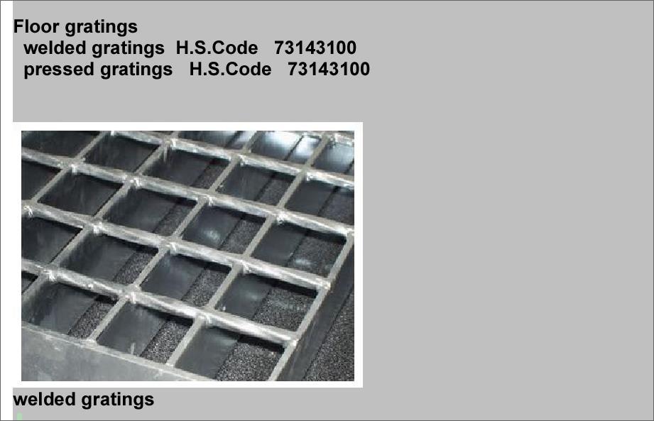 OFFER Floor gratings 54544410