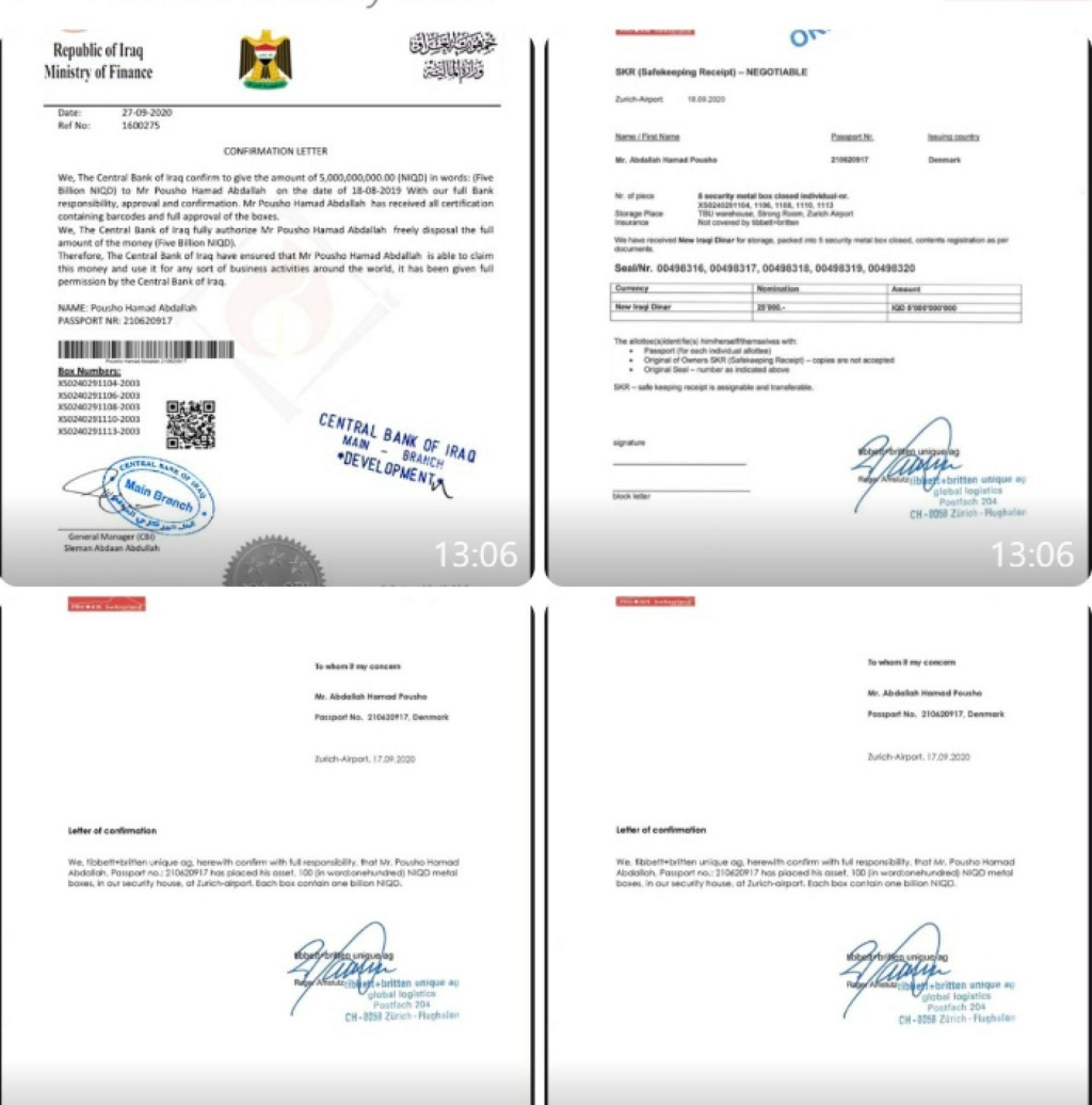 Super Petchili's, German Dawes and Young, Zimbabwe Notes - July 22, 2020 85454210