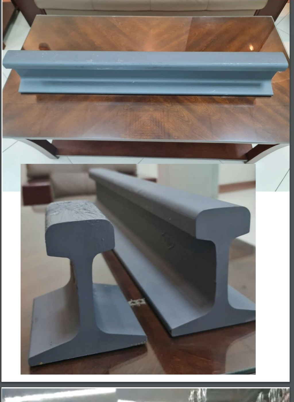 Offer   Used Steel Rails: R50-R65  86523210