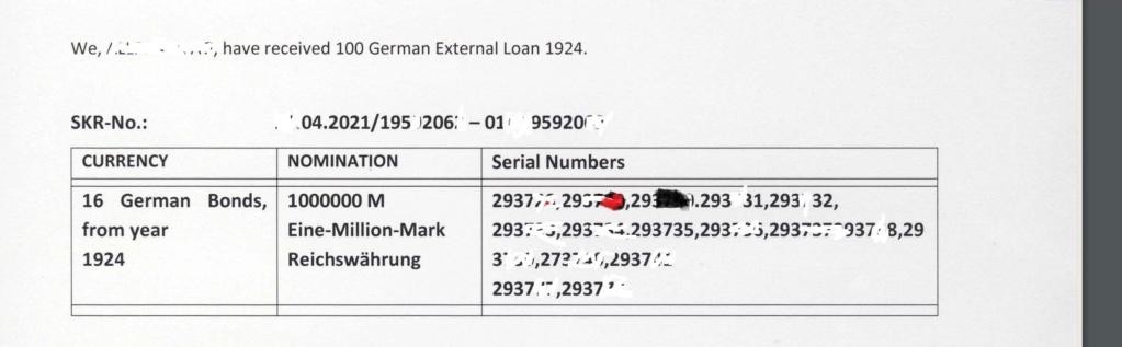 Super Petchili's, German Dawes and Young, Zimbabwe Notes - July 22, 2020 95626210