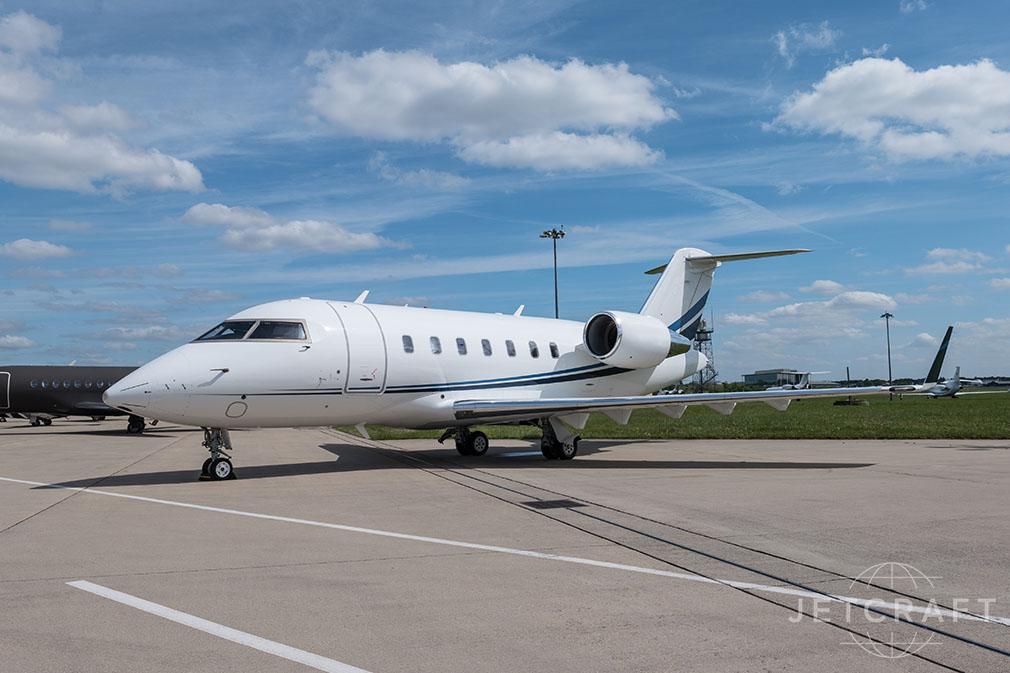 JET Aircraft  Cl605s10