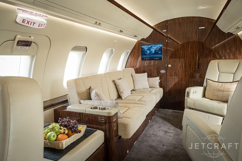 JET Aircraft  Cl605s11