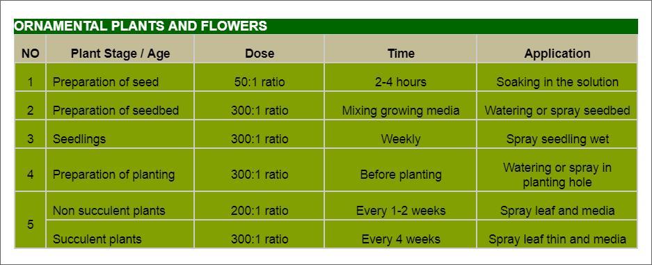 Offer    Aloe Vera Organic Fertilizer Liquid Concentrate  Flower10